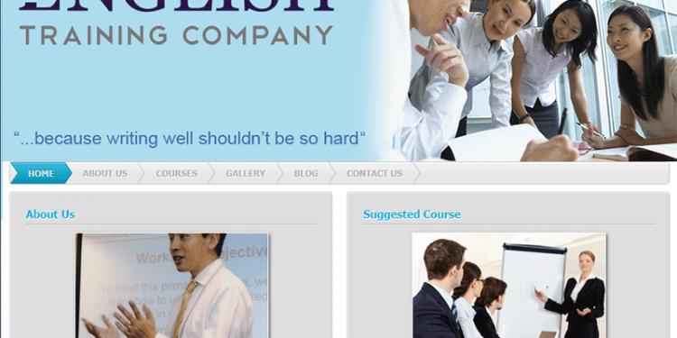 English Training Company